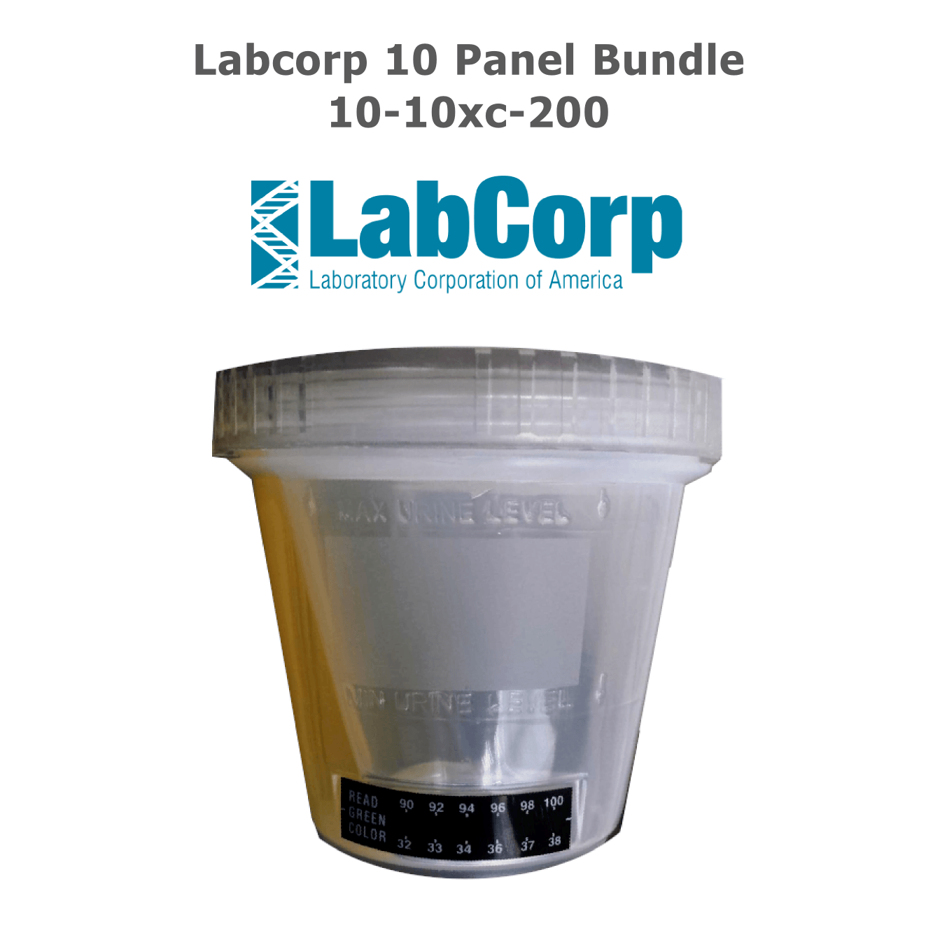 Labcorp 10 Panel Bundle 10 10xc 200 Drug Free Workplace Store Drug Free Workplace Programs And Services