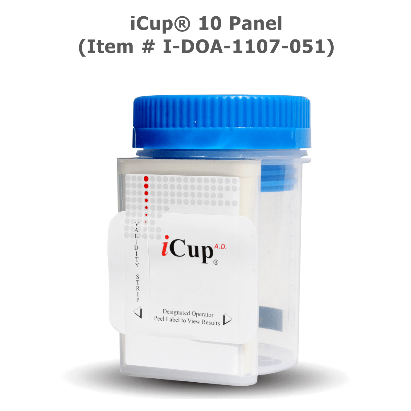 intercept oral fluid collection device item 503 0511 drug