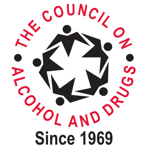 The Council on Alcohol and Drugs Logo