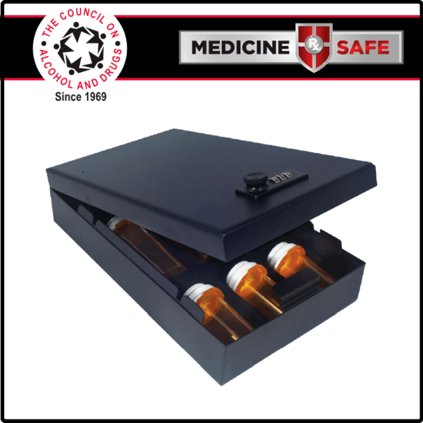Medicine Safe For Drawer