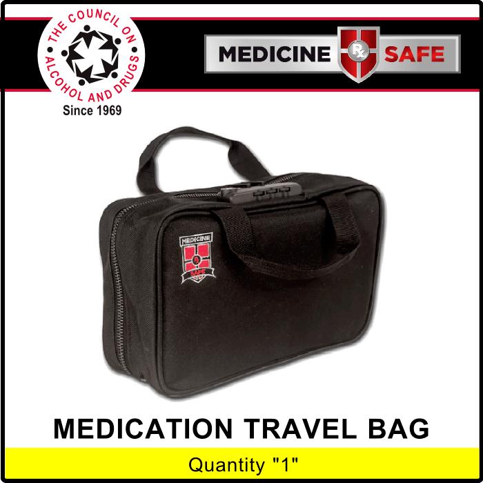 Medication Travel Bag